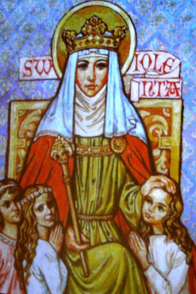 Den salige Jolenta og hennes tre døtre