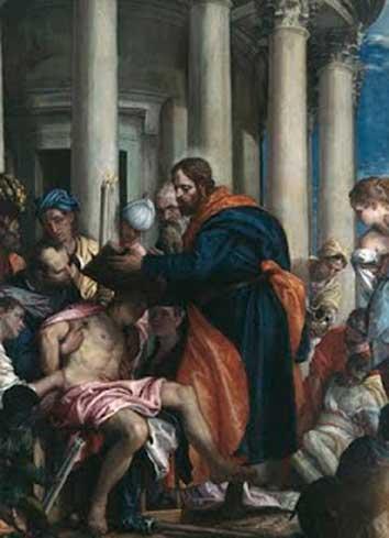 Barnabás Antiochiában