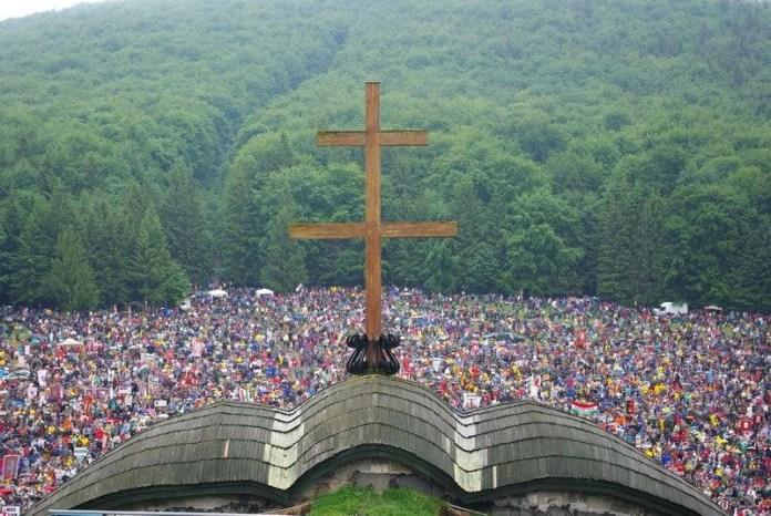 Csíksomlyó, a magyar nemzet legszebb zarándokhelye