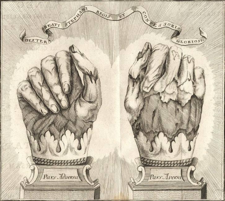 Szent Kelemen pápa csontereklyéje