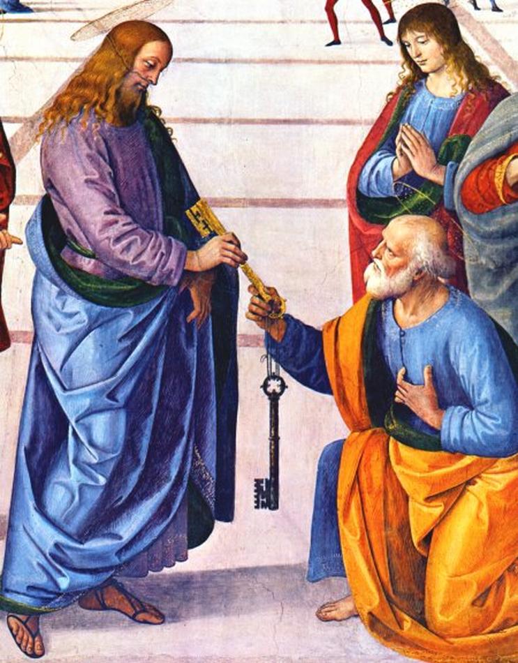 """Képtalálat a következőre: """"péter és jézus"""""""